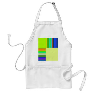 Re-Created + by Robert S. Lee Adult Apron