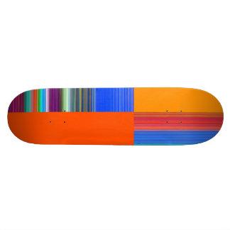 Re-Created + by Robert S. Lee Skateboard Deck