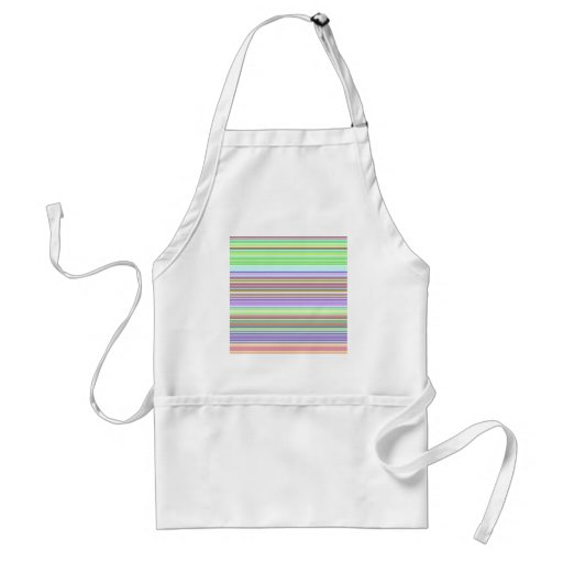 Re-Created Channels Adult Apron