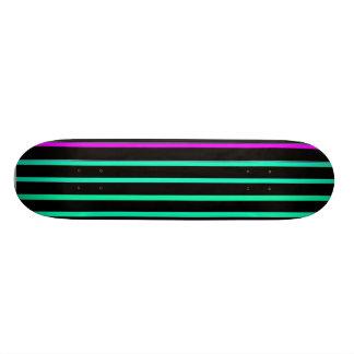 Re-Created Channels Skateboard