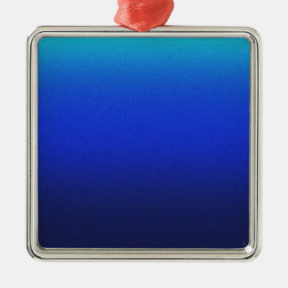 Re-Created Color Field Christmas Tree Ornaments