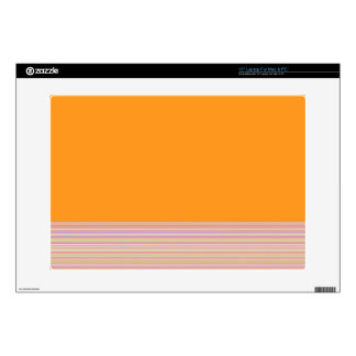 Re-Created Color Field & Stripes by Robert S. Lee Decals For Laptops