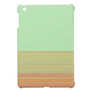 Re-Created Color Field & Stripes by Robert S. Lee iPad Mini Cover