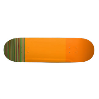 Re-Created Color Field & Stripes by Robert S. Lee Skate Decks