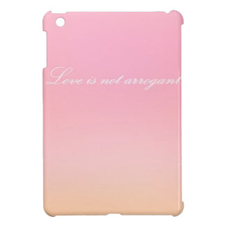 Re-Created Color Field with LOVE by Robert S. Lee iPad Mini Case