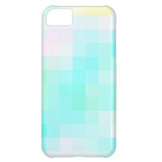 Re-Created Coloured Squares Cover For iPhone 5C