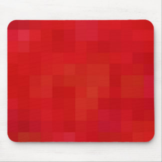 Re-Created Coloured Squares Mouse Pad