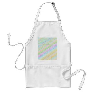 Re-Created Croix by Robert S. Lee Adult Apron
