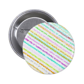 Re-Created Crystal Field Pinback Button