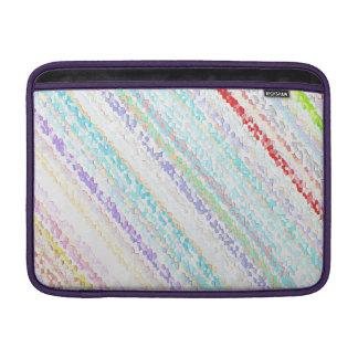 Re-Created Crystal Field MacBook Air Sleeve