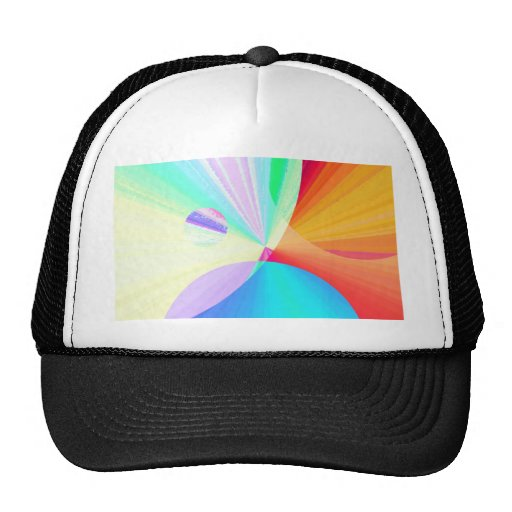 Re-Created DOTS Trucker Hat