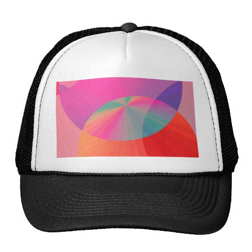 Re-Created DOTS Trucker Hats