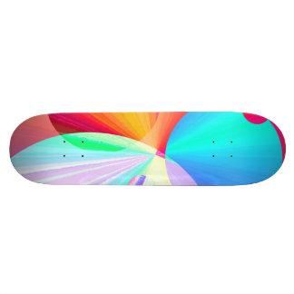 Re-Created DOTS Skateboard Deck
