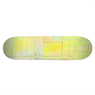 Re-Created Elements by Robert S. Lee Skateboard Deck