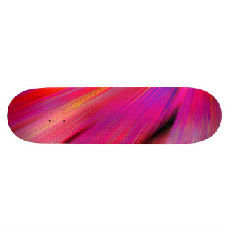 Re-Created Feather by Robert S. Lee Skateboard