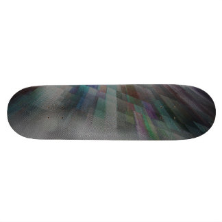 Re-Created Feather by Robert S. Lee Skateboard Deck