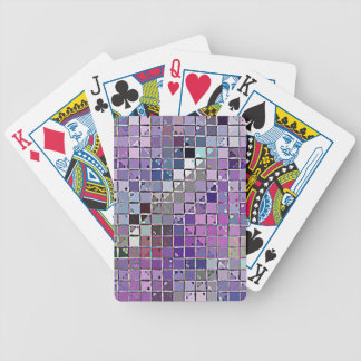 Re-Created Fired Clay by Robert S. Lee Bicycle Playing Cards