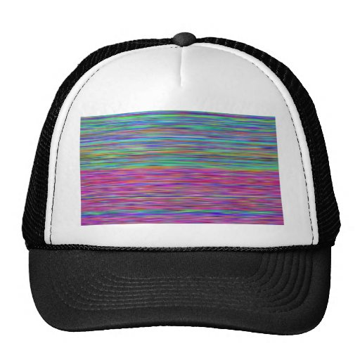 Re-Created Flag Mesh Hats