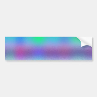 Re-Created Frost Bumper Sticker