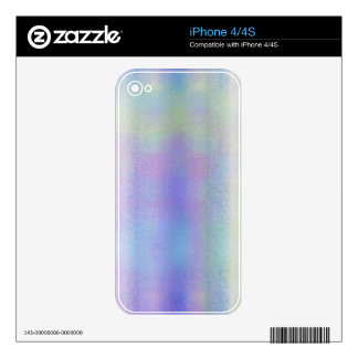 Re-Created Frost Skins For iPhone 4