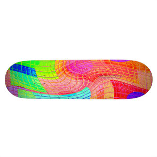 Re-Created Function f(x) Skateboard