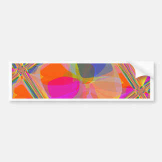Re-Created Glass Ceiling by Robert S. Lee Car Bumper Sticker