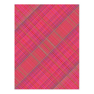 Re-Created Grid by Robert S. Lee Postcard