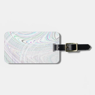 Re-Created Hurricane by Robert S. Lee Luggage Tag