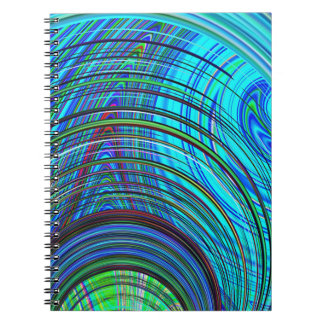 Re-Created Hurricane by Robert S. Lee Notebook