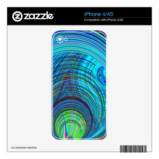 Re-Created Hurricane by Robert S. Lee Skins For The iPhone 4S
