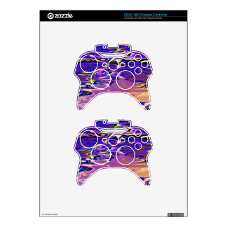 Re-Created Infinity Pool Xbox 360 Controller Decal