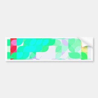 Re-Created Laurels Bumper Sticker