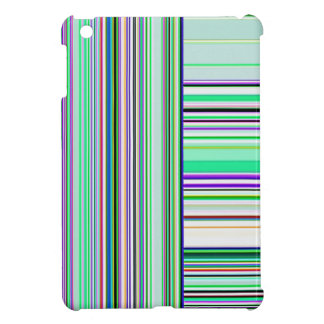 Re-Created Lines & Stripes by Robert S. Lee iPad Mini Cover