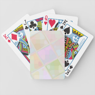 Re-Created Mirrored SQ by Robert S. Lee Bicycle Playing Cards