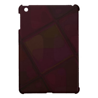 Re-Created Mirrored SQ by Robert S. Lee iPad Mini Cover