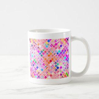 Re-Created Mosaic Coffee Mug