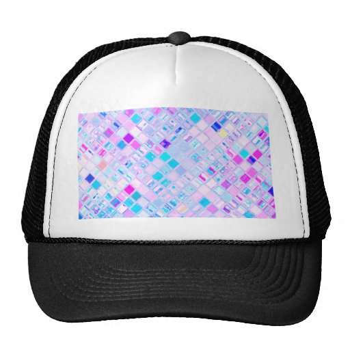 Re-Created Mosaic Hat