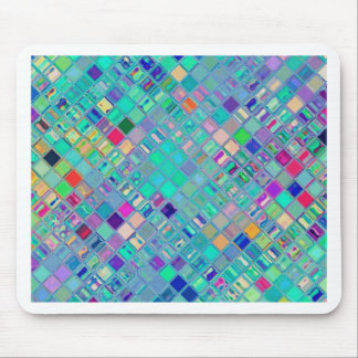 Re-Created Mosaic Mouse Pad