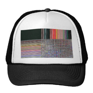 Re-Created Northern Cross Mesh Hat