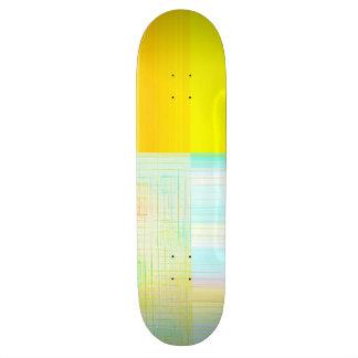 Re-Created Northern Cross Skate Board