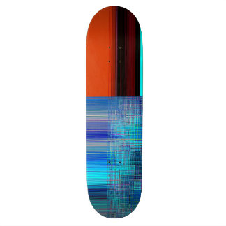 Re-Created Northern Cross Skateboard Deck