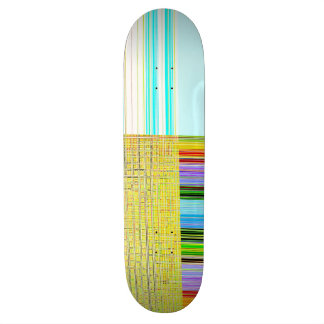 Re-Created Northern Cross Skateboard Deck