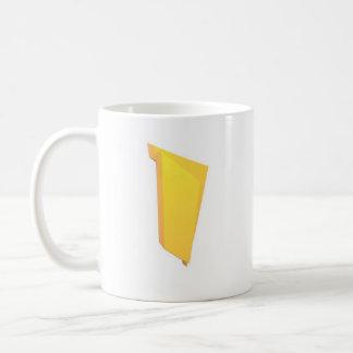 Re-Created Painting in Space Coffee Mug