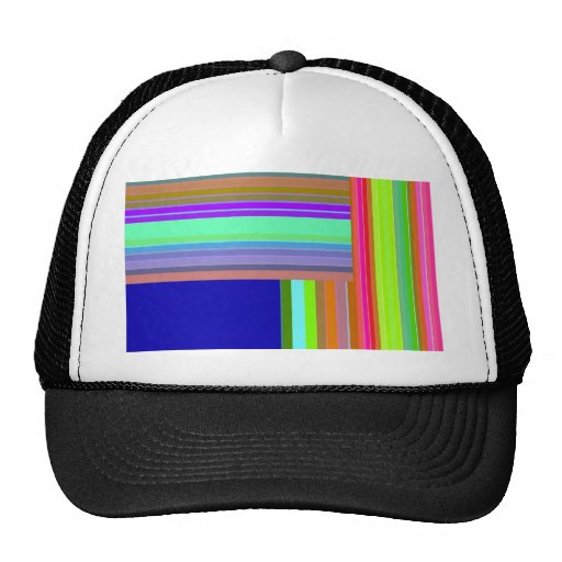 Re-Created Parquet Hats