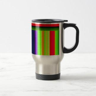 Re-Created Parquet Coffee Mugs