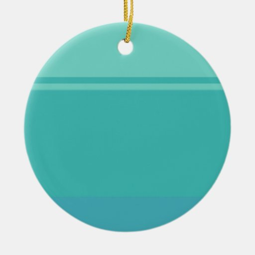 Re-Created Playing Field Christmas Ornament