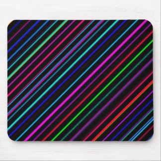 Re-Created Rakes Mouse Pad