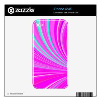 Re-Created Slide iPhone 4 Skin
