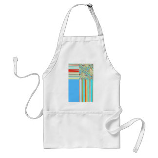 Re-Created Southern Cross Adult Apron