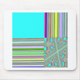 Re-Created Southern Cross Mouse Pad